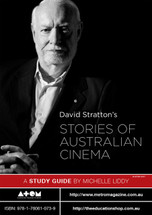 David Stratton: Stories of Australian Cinema (ATOM Study Guide)