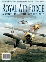 Royal Air Force - A century in the sky 1917-2017