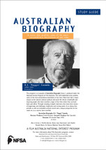 Australian Biography Series - H C 'Nugget' Coombs (Study Guide)