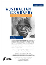 Australian Biography Series - Neville Bonner (Study Guide)