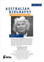 Australian Biography Series - Elizabeth Riddell (Study Guide)