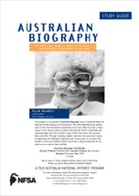 Australian Biography Series - Faith Bandler (Study Guide)