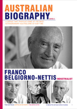 Australian Biography Series - Franco Belgiorno-Nettis (Study Guide)