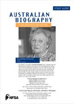 Australian Biography Series - Flo Bjelke-Petersen (Study Guide)