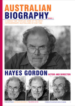 Australian Biography Series - Hayes Gordon (Study Guide)