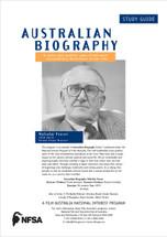 Australian Biograpy Series - Malcom Fraser (Study Guide)