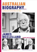 Australian Biography Series - James McClelland (Study Guide)