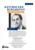 Australian Biography Series - Mungo McCallum (Study Guide)