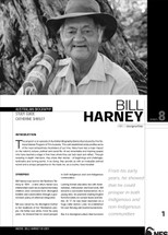 Australian Biography Series - Bill Harney (Study Guide)