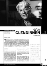 Australian Biography Series - Inga Clendinnen (Study Guide)