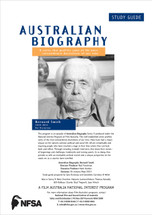 Australian Biography Series - Bernard Smith (Study Guide)