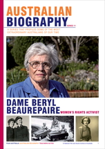 Australian Biography Series - Beryl Beaurepaire (Study Guide)