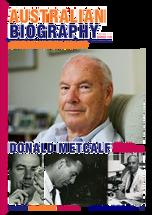 Australian Biography Series - Donald Metcalf (Study Guide)