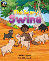 The Scary Swine - Narrated Book (1-Year Access)