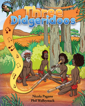 Three Didgeridoos - Narrated Book (3-Day Rental)
