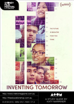 Inventing Tomorrow (ATOM Study Guide)