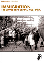 Immigration - The Waves That Shaped Australia (3-Day Rental)