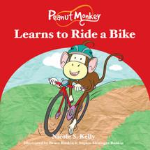 Peanut Monkey Learns to Ride a Bike (EPUB)