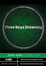 Three Boys Dreaming