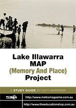 Lake Illawarra MAP (Memory and Place) Project