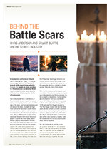 Behind the Battle Scars: Chris Anderson and Stuart Beattie on the Stunts Industry