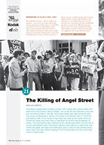 NFSA's Kodak/Atlab Cinema Collection: <i>The Killing of Angel Street</i>