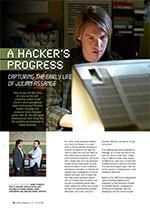 A Hacker's Progress: Capturing the Early Life of Julian Assange