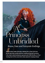 A Princess Unbridled: <i>Brave</i>, Fate and Fairytale Endings