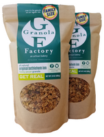 Family Size All-Natural Honey Pecan Granola (2 Pack)