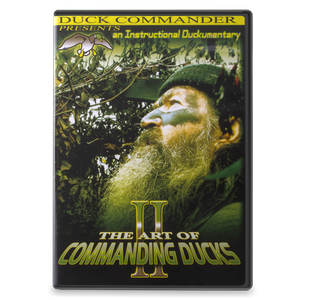 Art Of Commanding Ducks: An Instructional Hunting DVD