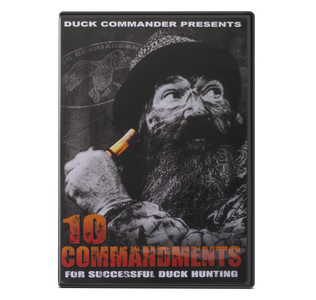 The Ten Commandments: an Instructional Hunting DVD