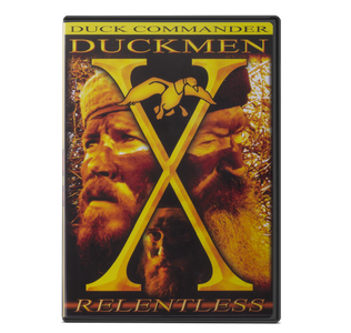 Duckmen 10: Relentless—A Hunting DVD