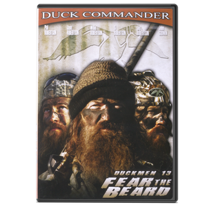 Duckmen 13: Fear the Beard—A Hunting DVD