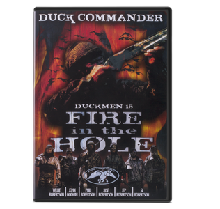 Duckmen 15: Fire In The Hole—A Hunting DVD