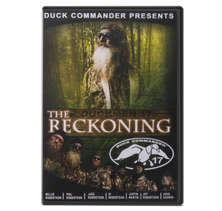 Duckmen 17: The Reckoning—A Hunting DVD
