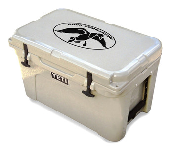 Duck Commander Yeti Tundra 45 Cooler Tan