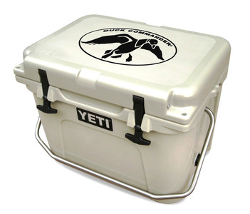 Duck Commander Yeti Roadie 20 Cooler Tan