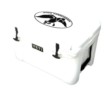 Duck Commander Yeti Tundra 45 Cooler White