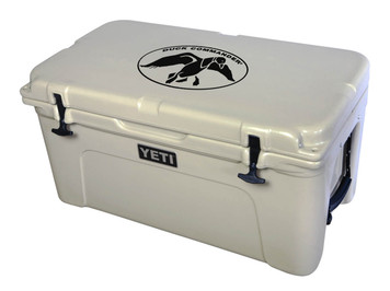 Duck Commander Yeti Tundra 65 Cooler Tan