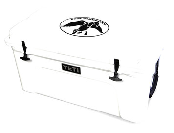 Duck Commander Yeti Tundra 65 Cooler White