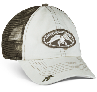Putty and Moss Trucker Hat