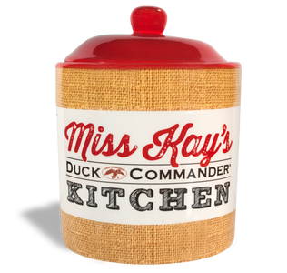 Cookie Jar, Miss Kay's Kitchen Collection