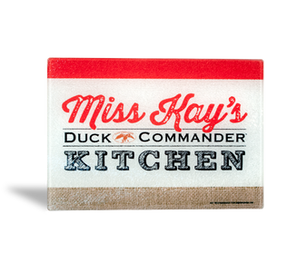 Cutting Board, Miss Kay's Duck Commander Kitchen Collection