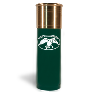 Green Duck Commander Shotshell Thermo Bottle