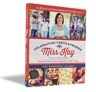 Hardcover—Celebrating Family and Friends Cookbook
