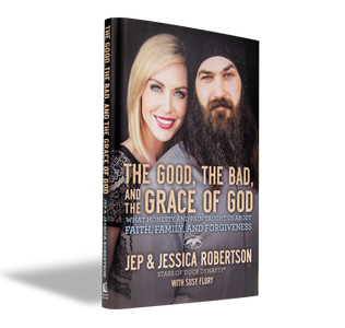 The Good, The Bad, and the Grace of God, Hardcover