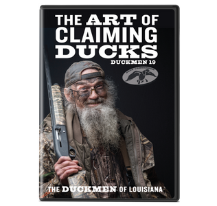 Art of Claiming Ducks, Duckmen 19 DVD