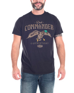 Commander Life Mark T-Shirt