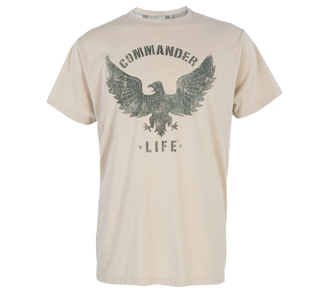 Commander Life Fall T-Shirt