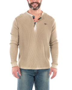 Commander Life Men's Decoy Thermal Henley